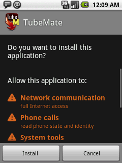 tubemate for android apk